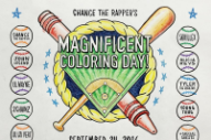 Livestream Chance The Rapper's Magnificent Coloring Day Festival