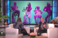 Watch Ariana Grande Try To Explain What A Dick Bicycle Is To Ellen DeGeneres