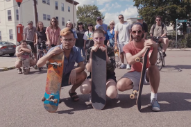 "IAN SWEET – ""All Skaters Go To Heaven"" Video"