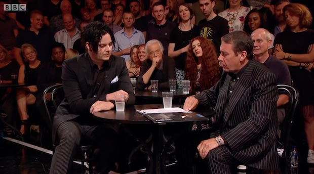 Watch Jack White Talk Acoustic Compilation & Beyoncé Collaboration, Play Two Songs On <em>Jools Holland</em>