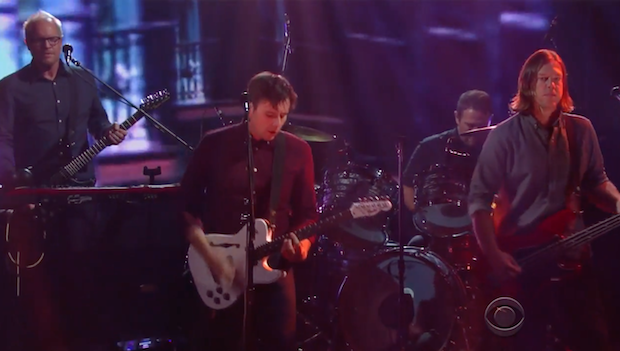 Watch Jimmy Eat World Perform