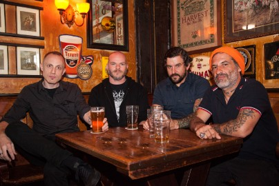 Q&A: Aaron Gregory On Khôrada — The New Band He's Formed With 3/4 Of Agalloch
