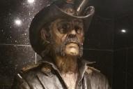 Fans Crowdfund Lemmy Statue On The Sunset Strip, Glenn Frey Statue On A Corner In Winslow Arizona