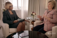 Watch Mary J. Blige's Full Apple Music Interview With Hillary Clinton