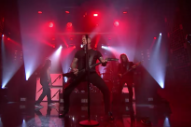 Watch Metallica&#8217;s Epic &#8220;Moth Into Flame&#8221; Performance On <em>Fallon</em>