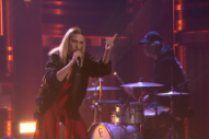 Watch MØ Perform &#8220;Final Song&#8221; On <em>Fallon</em>