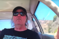 "Neil Young – ""Indian Givers"" Video"