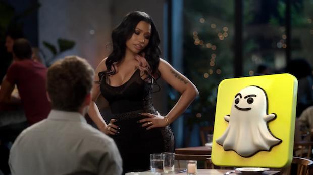Watch Nicki Minaj's Wacky New T-Mobile Commercial