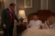Watch Meg Ryan And Adam Scott Star In James Corden's Beyoncé Soap Opera