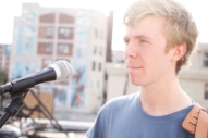 "Watch Pinegrove Play New Song ""Portal"" For WXPN"