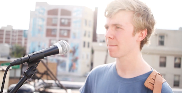 Watch Pinegrove Play New Song