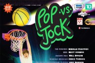 Members Of Arcade Fire, The Strokes, Vampire Weekend To Play In Pop Vs. Jock V Basketball Game