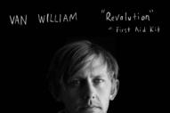 "Van William – ""Revolution"" (Feat. First Aid Kit)"