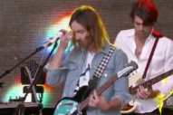 Watch Tame Impala Bring &#8220;The Less I Know The Better&#8221; To <em>Kimmel</em>