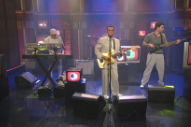 Watch Fred Armisen &#038; Bill Hader's Test Pattern Parody Talking Heads On <em>Seth Meyers</em>