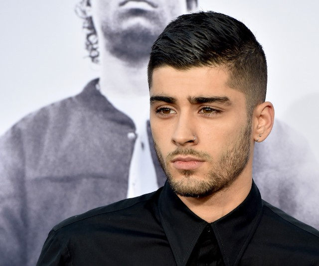 Zayn Cancels Another Concert Due To Anxiety
