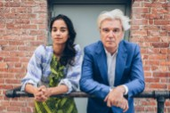David Byrne Debuts Joan Of Arc Musical Songs At Roots Picnic NYC, Preps Neuroscience Exhibit