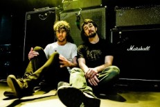 "Watch Japandroids Play New Songs ""No Known Drink Or Drug"" & ""Near To The Wild Heart Of Life"""