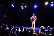 "Watch Destroyer's Dan Bejar Play New Song ""A Light Travels Down The Catwalk (Boulevard Of Sin)"""
