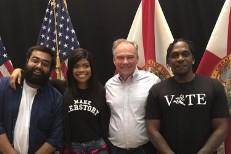 Tim Kaine & Pusha T
