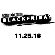 Record Store Day's Black Friday List Is Out