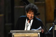 Bob Dylan Still Being Weird About His Nobel Prize