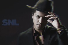 Bruno Mars on SNL