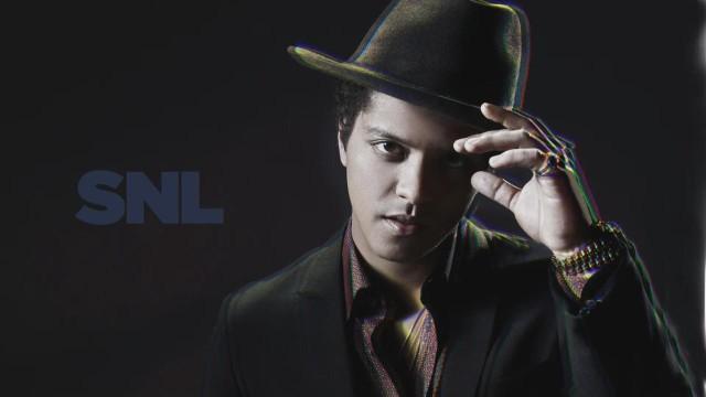 Bruno Mars on SNL