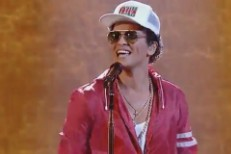 Bruno Mars on The X-Factor