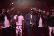 Watch Chance The Rapper Play <em>The Tonight Show</em> With Ty Dolla $ign, D.R.A.M., Anthony Hamilton, &#038; Raury