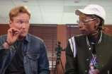 Wiz Khalifa Smokes Up Conan O'Brien, Willie Nelson Smokes Up Jimmy Fallon