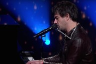 Watch Conor Oberst Howl Through Two Stripped-Down Songs On <em>Kimmel</em>