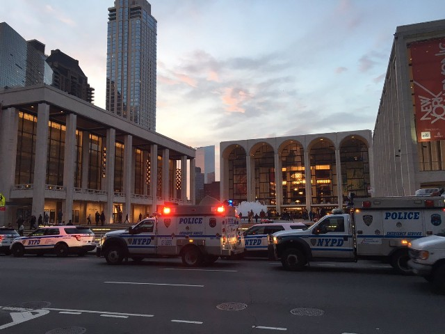 Metropolitan Opera Shuts Down After White Substance Is Thrown Into Orchestra Pit