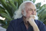 Q&#038;A: David Crosby Talks Twitter, Streaming, Kanye, And His New Album <em>Lighthouse</em>