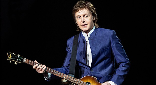 Paul McCartney Playing 300-Capacity Joshua Tree Bar Tonight