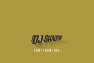 "DJ Shadow – ""What Does Your Soul Look Like — Part 1 (Prince Paul Remix)"""