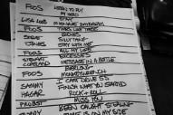 Foo Fighters Played A Surprise Covers Set In LA With Lisa Loeb, Paul Stanley, Perry Farrell, Sammy Hagar, Steve Jones, & Stewart Copeland