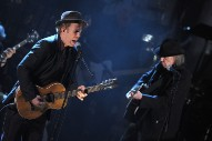 Tom Waits In Legal Battle With French Circus Performer