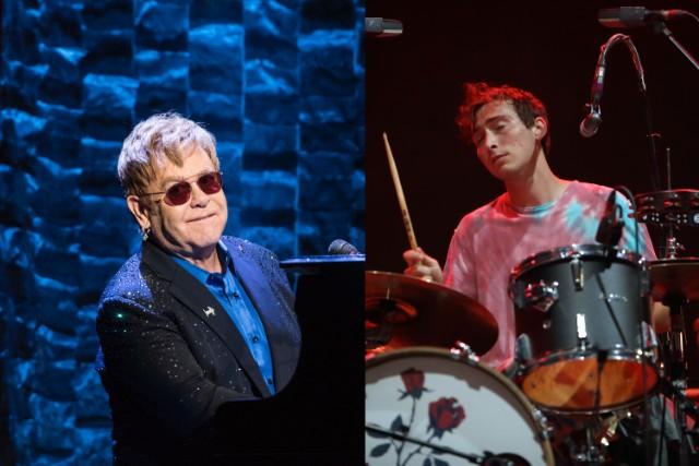 Elton John & Julien Ehrlich