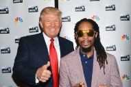 Lil Jon Confirms Donald Trump Kept Calling Him An &#8220;Uncle Tom&#8221; In <em>Celebrity Apprentice</em> Outtakes