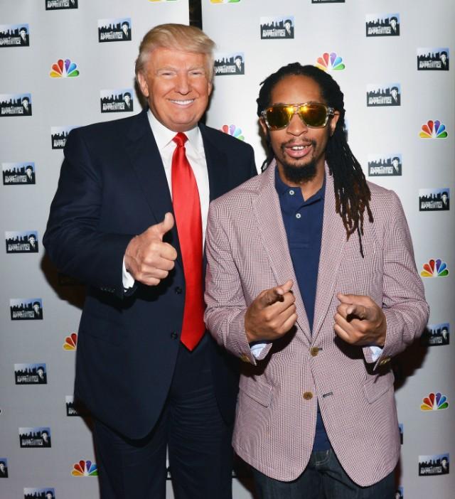Lil Jon & Donald Trump @