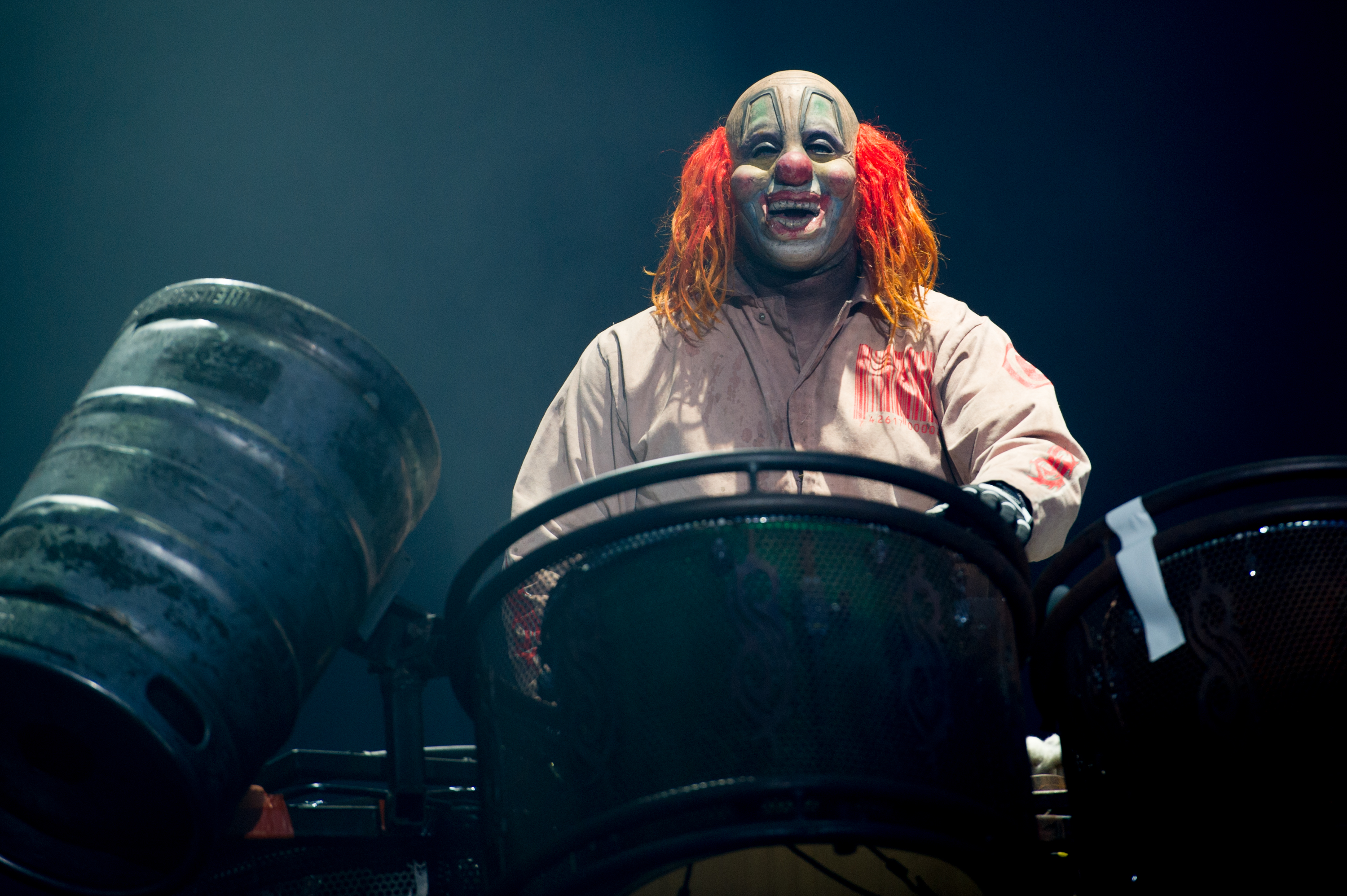 Slipknot's Clown Changes His Name To Mime Until Clown ...