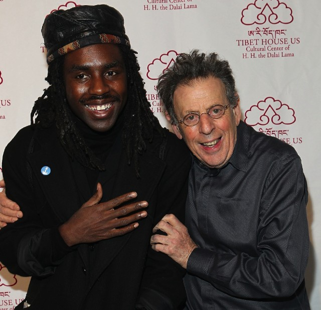Dev Hynes, Philip Glass