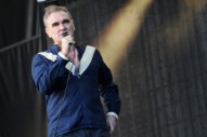 "Morrissey Says Brexit Was ""Magnificent,"" Implies He Should Get Into Rock Hall Before PJ Harvey"