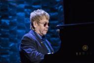 Elton John Announces Memoir