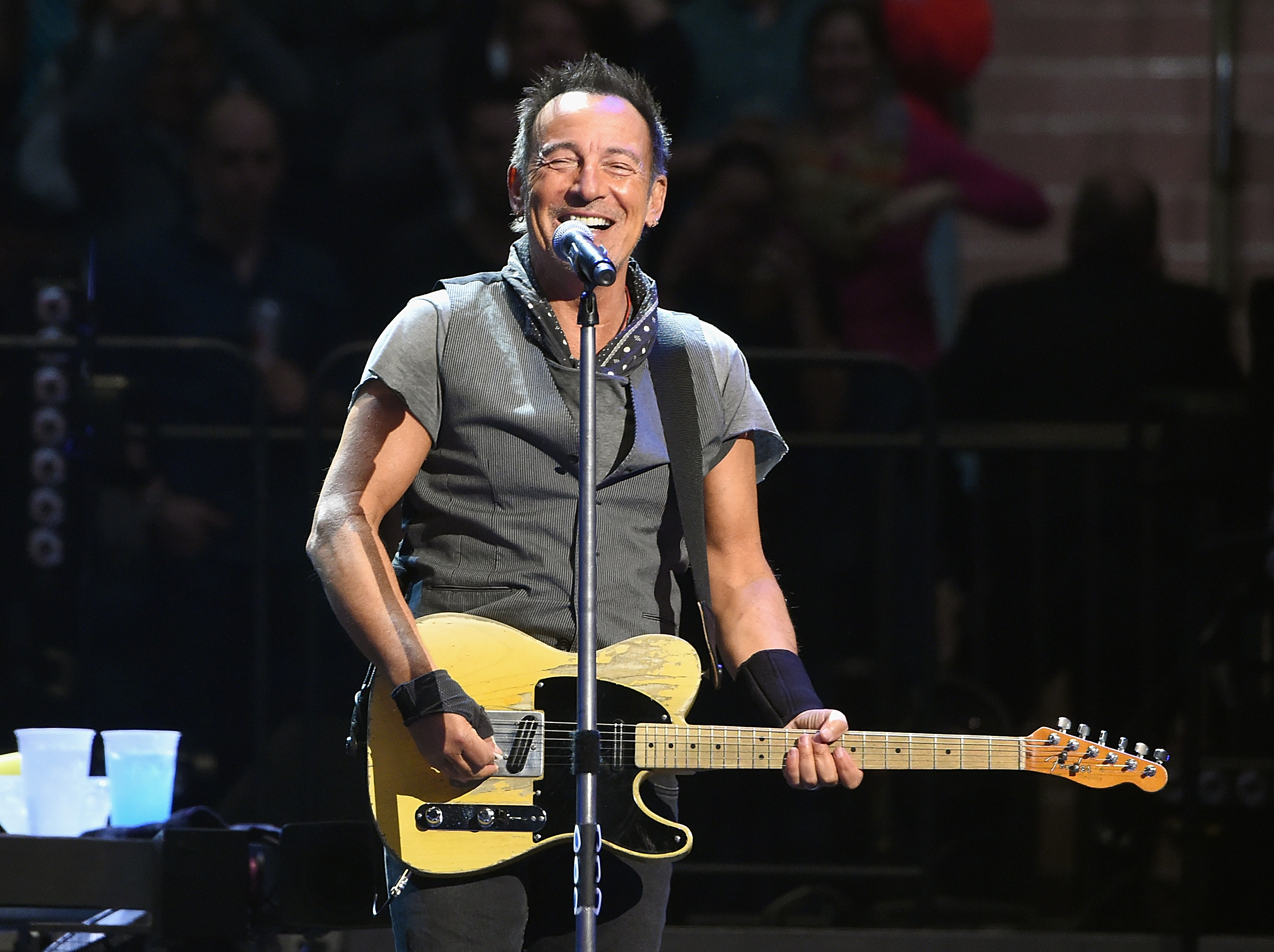 Bruce Springsteen Says Donald Trump Is An Embarrassment Stereogum