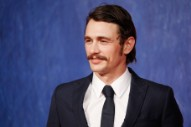 Photographer Claims James Franco Headbutted Him At Lana Del Rey Cemetary Concert