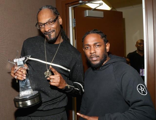 Snoop Dogg & Kendrick Lamar