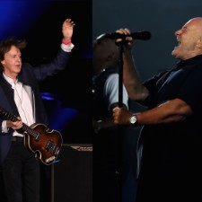 Paul McCartney Is Not Happy About Phil Collins Diss