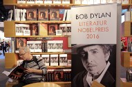 "Member Of Nobel Academy Says Bob Dylan Is Being ""Arrogant"" But Please Email Them?"